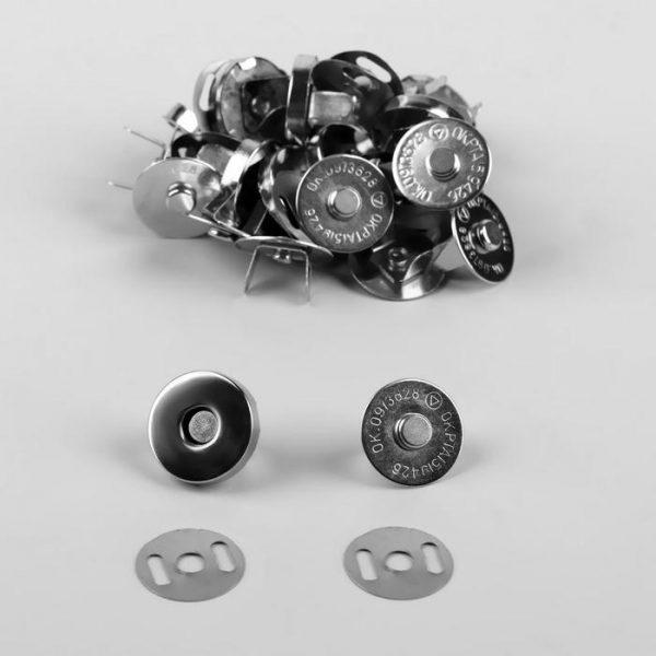 Кнопки магнитные