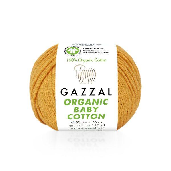 Gazzal Organik Baby Cotton - Tesma.by