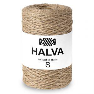 Джутовая пряжа, Halva