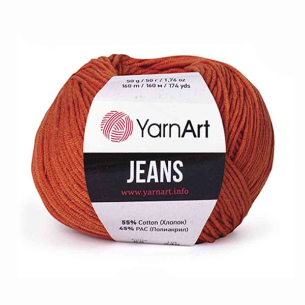YarnArt Jeans 1 20210331 233028 - Tesma.by