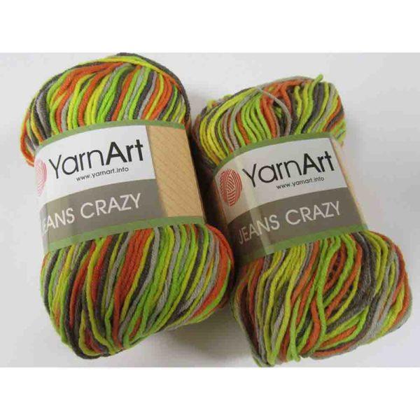 YarnArt jeans crazy - Tesma.by